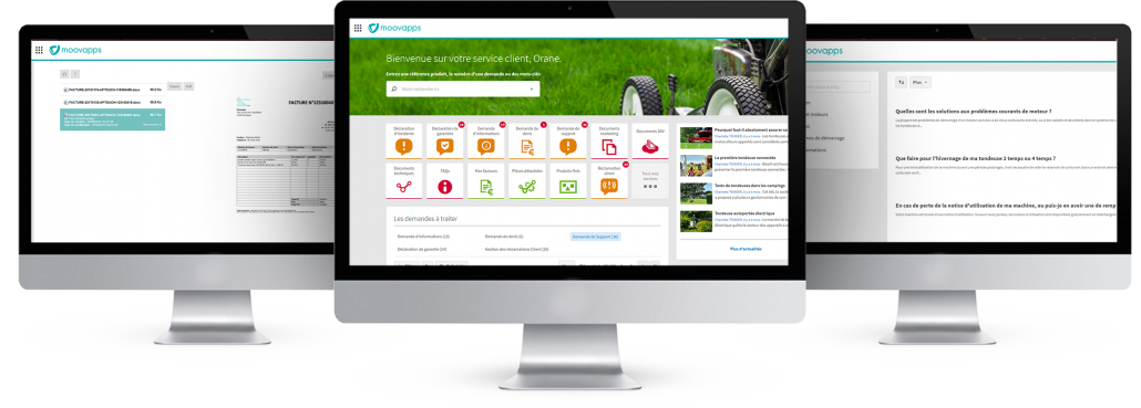 portail client extranet Moovapps