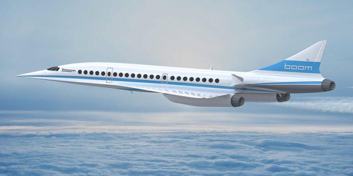 boom supersonique solidworks
