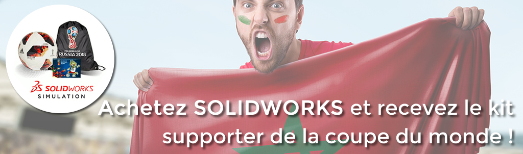 Solidworks Maroc Coupe du monde