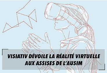 Visiativ présente son offre en réalité virtuelle